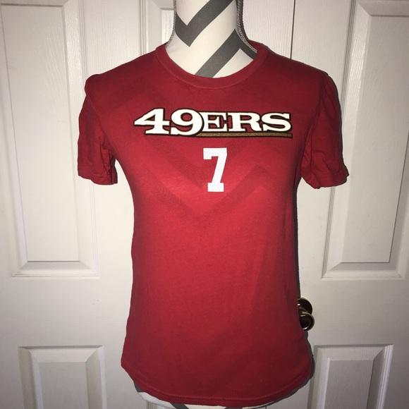 ec564641 San Francisco 49ers Kaepernick Shirt M